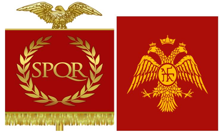 Orzel Legionow Rzymskich