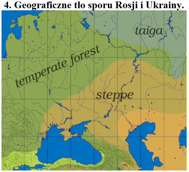 Geograficzne tlo sporu