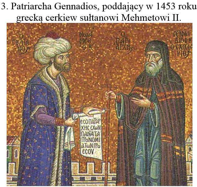 Patriarcha Gennadios