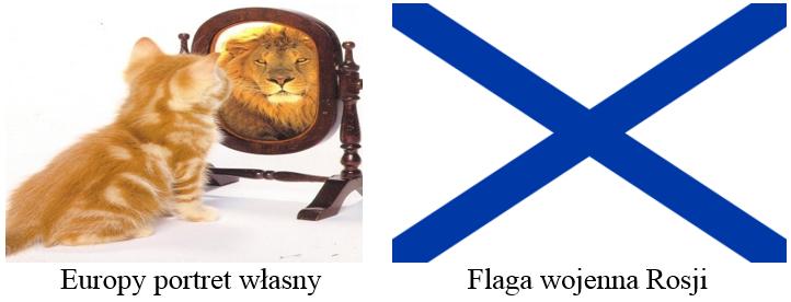 Flaga wojenna Rosji