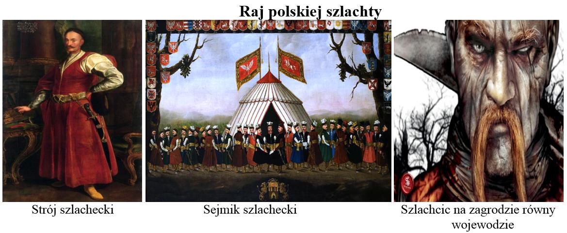 Raj polskiej szlachty