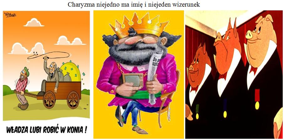 Imiona Charyzmy