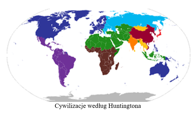 Cywilizacje Huntingtona