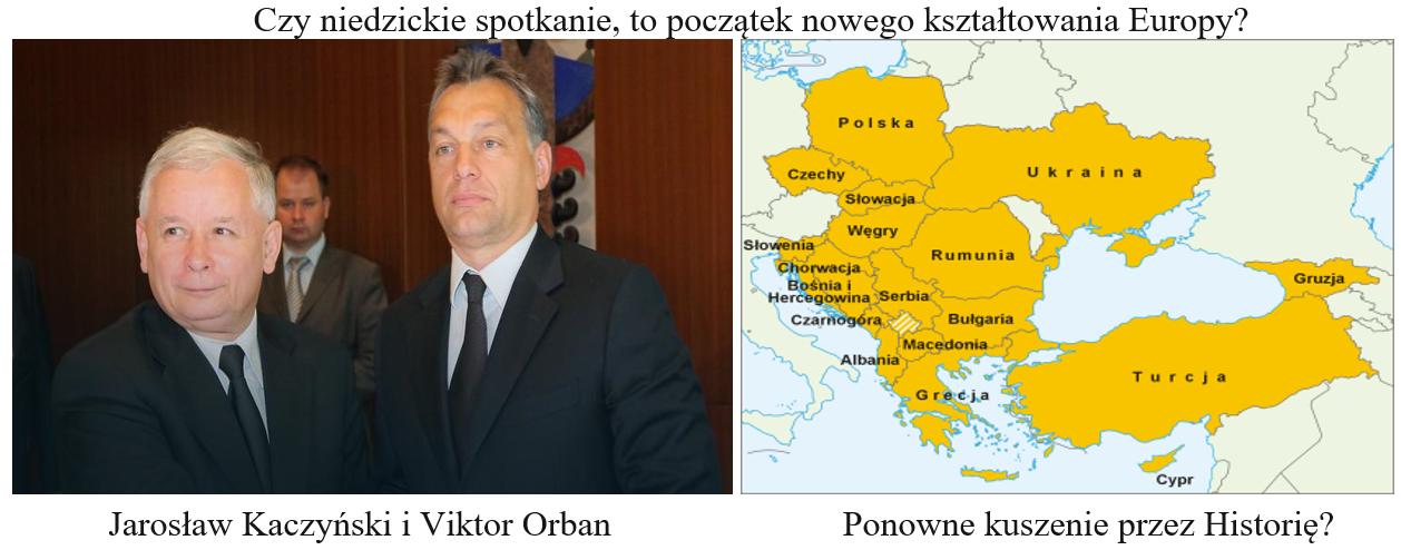 Kaczynski Orban