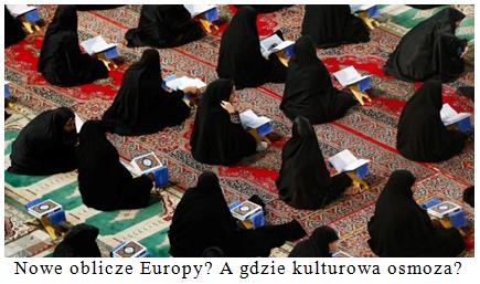 Nowe oblicze Europy