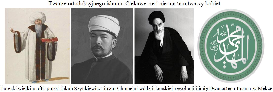 Twarze Islamu