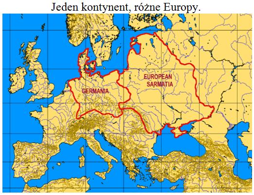 Rozne Europy