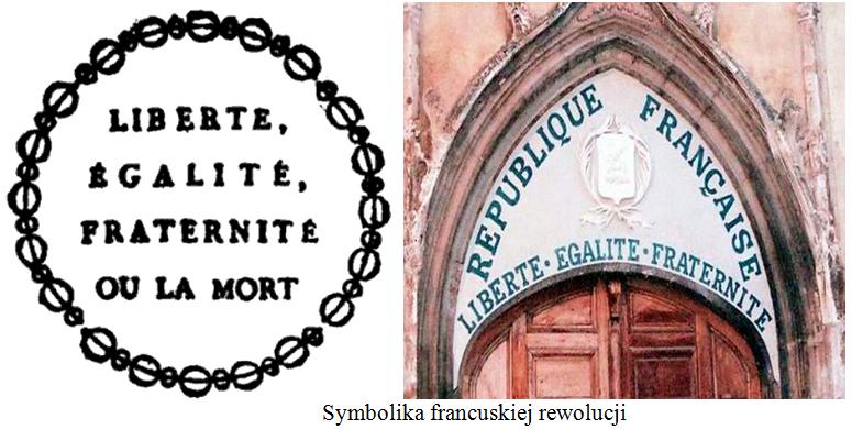 Symbolika francuskiej rewolucji