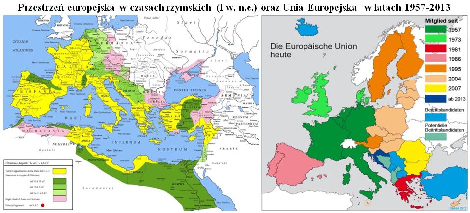 Przestrzen Europejska