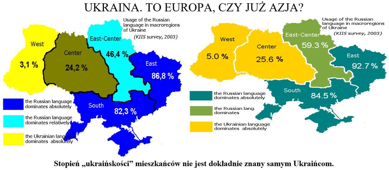 Ukraina To Europa Czy Juz Azja Blog Prof Dr Hab Rafal Krawczyk